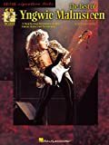 img - for YNGWIE MALMSTEEN BK/CD THE BEST OF GUITAR SIGNATURE LICKS book / textbook / text book