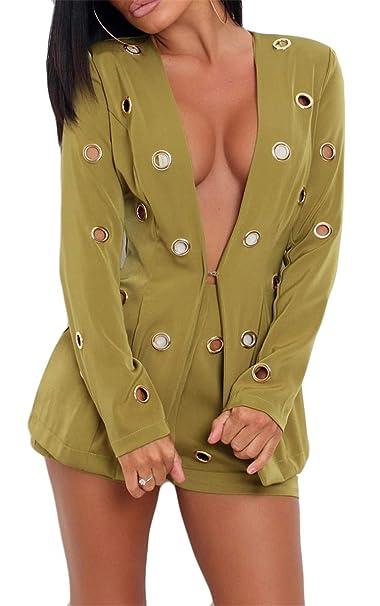 Amazon.com: Juego de 2 piezas de chaquetas de metal para ...
