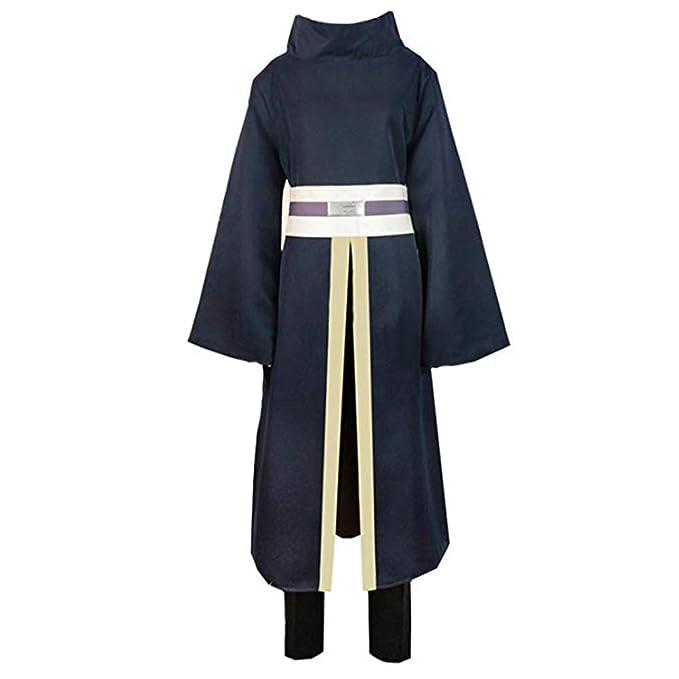 Amazon.com: Disfraz de Obito de Ninja Tobi japonés, uniforme ...