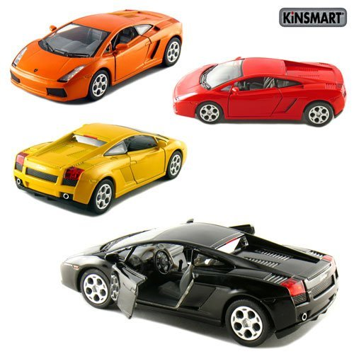 32 Scale Diecast Model (Set of 4: 5