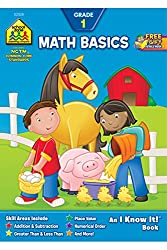 Math Basics Grade 1 (I Know It! Books)