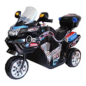 Lil' Rider FX 3 Wheel Battery Powered Bike, Black by Lil' Rider
