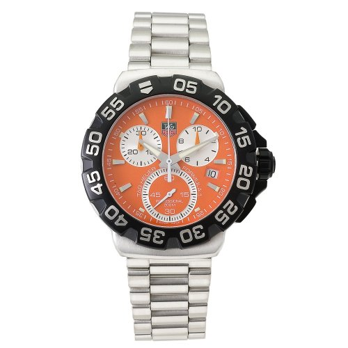 - TAG Heuer Men's CAH1113.BA0850 Formula 1 Chronograph Watch