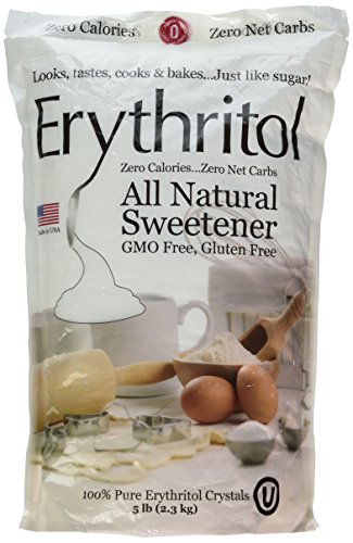 Emerald Forest 5lb Erythritol Sweetener