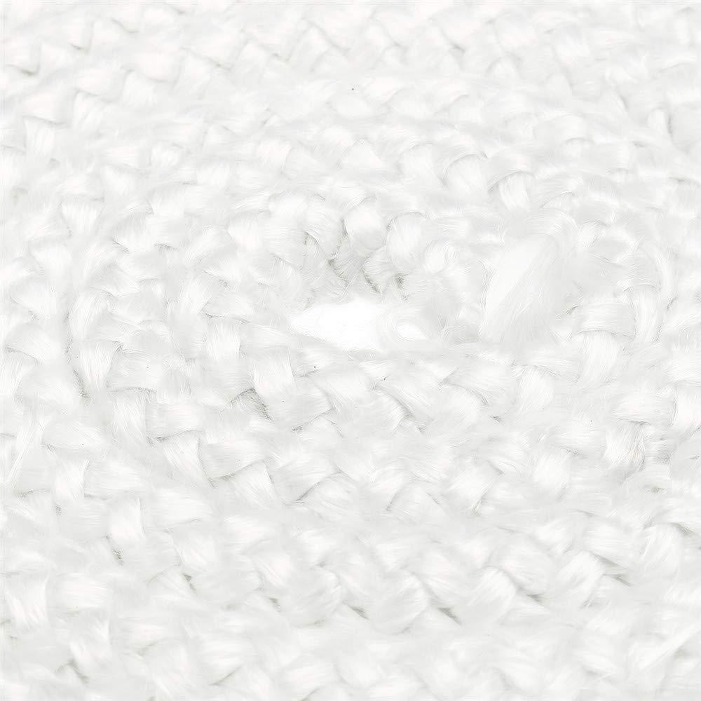 YOUTTOO Corde en fibre de verre pour po/êle /à bois et chauffage 2 m 12,7 mm