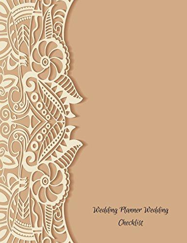 Wedding Planner Wedding Checklist: Wedding Log