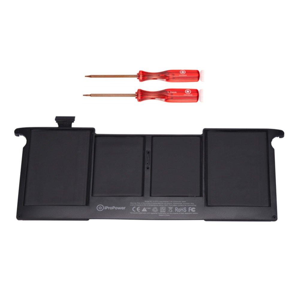 Bateria A1375 Para Apple Macbook Air 11 Inch A1370 Late 2010 Version Mc505 Ll/a Mc506 Ll/a 661-5736 020-6920-b 5200 Mah