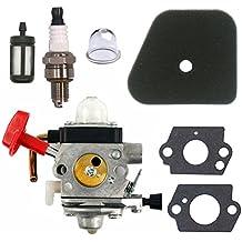 NIMTEK C1Q-S174 Carburetor For Stihl FS87 FS90 FS100 FS110 HT100 HT101 HL100 HL90 FC95 FC90 FC110 FC100 KM90 KM100 4180 120 0604 Replace 4180 120 0604