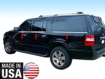 Made In Usa   Expedition El Longer W Keypad Cutout Pc Window