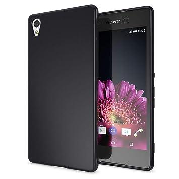 NALIA Funda Carcasa Compatible con Sony Xperia Z3 Plus, Protectora Movil TPU Silicona Ultra-Fina Gel Cubierta Estuche Goma Bumper, Cobertura Delgado ...