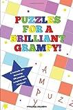 Puzzles for a Brilliant Grampy, Clarity Media, 1492325686