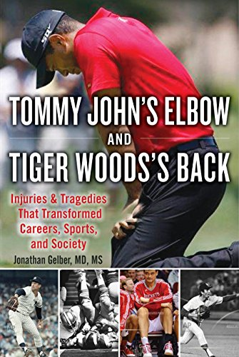 Runner Tigers Football (Tommy John's Elbow and Tiger Woods's Back: Injuries and Tragedies That Transformed Careers, Sports, and Society)