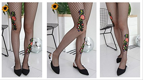 Fishnet Embroidery - 8