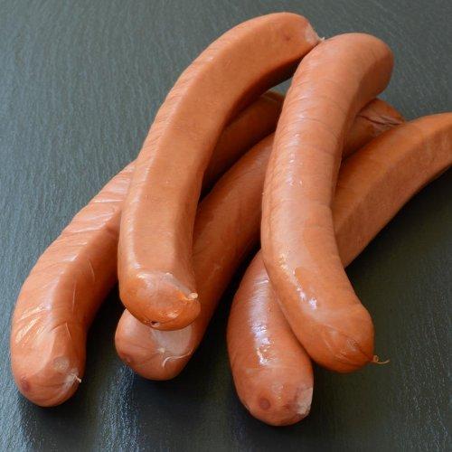 Australian Wagyu Beef Beef Hot Dogs, 12 Inch - pack of 10, 8 oz ea