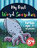 My First Word Searches: 50 Large Print Word Search