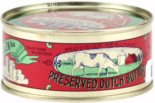 Preserved Dutch Butter (Salted Butter) - 7.05oz (Pack of 1)
