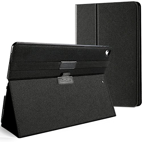 iPad Pro 12.9 Case - ProCase Snug Fit Hard Shell Cover Folio