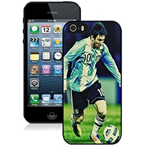Personalized Phone Case Design with Lionel Messi In Action World Cup 2014 iPhone 5s Wallpaper