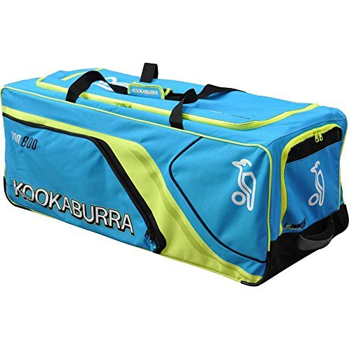 KOOKABURRA Pro 800 Wheelie Cricket Holdall Rucksack Bag by Kookaburra by Kookaburra
