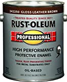 Rust-oleum® Professional High Performance Protective Enamel, 1 Gallon, Leather Brown (Pack Of 2)
