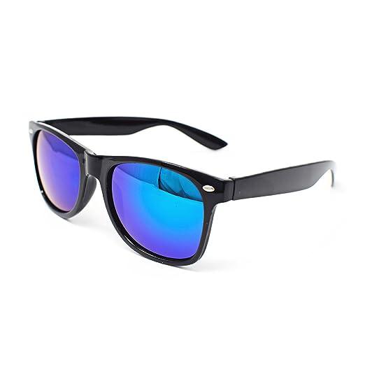 Ultra® noir encadré de verres avec Revo Style bleu vert verres adultes classique Style léger lunettes de soleil UV400 UVA UVB LEVPaf