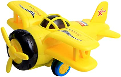 Amazon Com Nesee Aircraft Toys Cartoon Airplane Model Electric