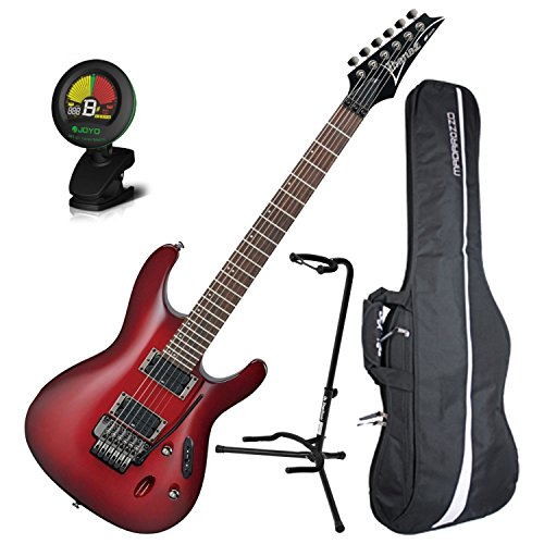 Ibanez S520BBS Electric Guitar w/Floyd Trem (Blackberry for sale  Delivered anywhere in USA