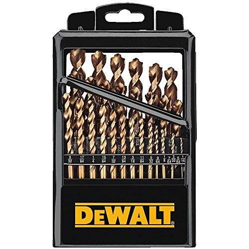 DEWALT DW1369 29 Piece Titanium Pilot Point