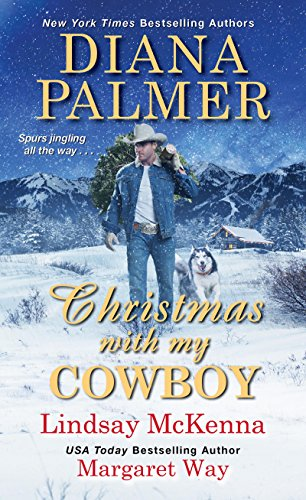 Christmas with My Cowboy by [Palmer, Diana, McKenna, Lindsay, Way, Margaret]