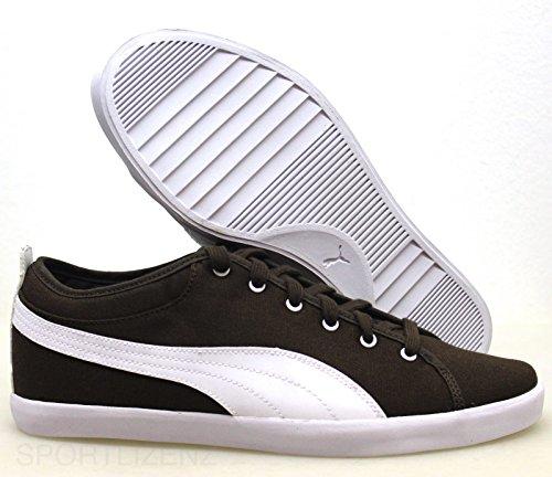 PUMA Elsu Bluchertoe Canvas 356213 04 Unisex Sneaker 35,5 EUR