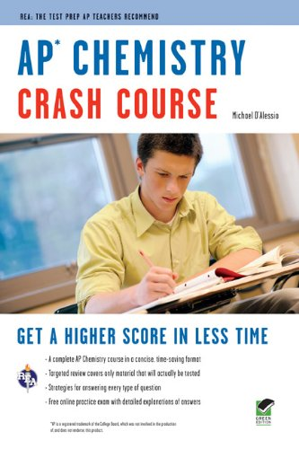 AP Chemistry Crash Course (Advanced Placement (AP) Crash Course)