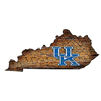 Fan Creations University of Kentucky Cutout Sign (State), Multi