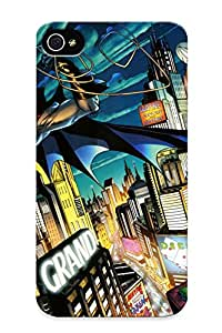 Case For Iphone 4/4s Tpu Phone Case Cover(39 Thoma Wayne 10 Animated 3 Thoma Wayne In The Movie 3) For Thanksgiving Day's Gift