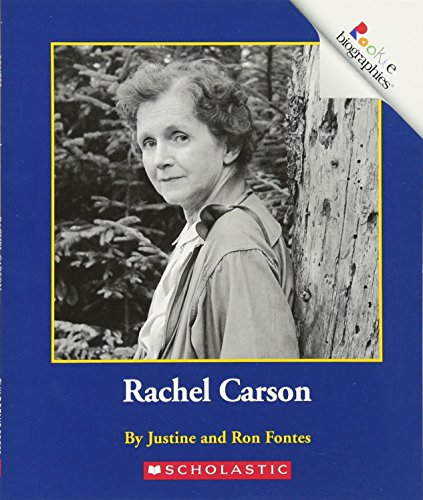 Rachel Carson (Rookie Biographies)