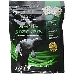 Purina Gentle Snackers Hypoallergenic Dog Treats (8 oz), Case of 8