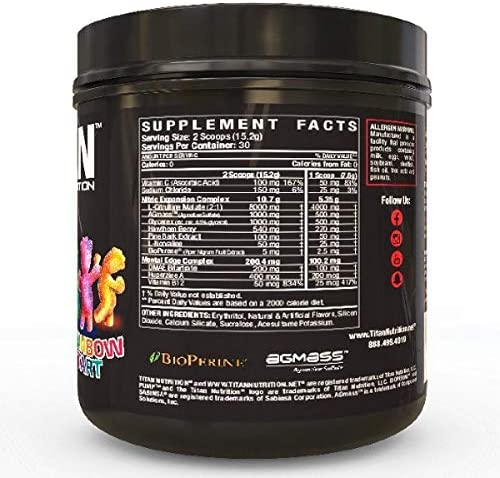 Pump- Stimulant Free Nitric Oxide Boosting Stack, with Citruline Malate for Maximum Pump, Vascularity and Improved Circulation with Brain Complex for Increased Focus BlackBerry Lemonade