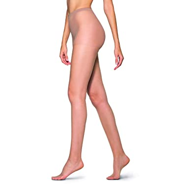 ba8645a98d6 Lupo Loba Womens Classic Invisible Pantyhose 7 Denier