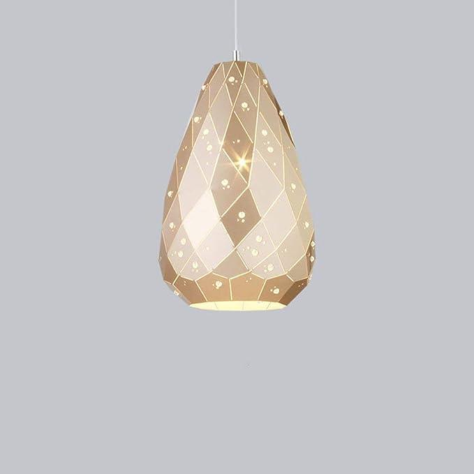 SGWH ㉿ Creativo Solo Hierro Lámpara de techo Ajustable ...