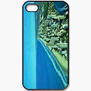 Protective Case Back Cover For iPhone 4 4S Case Australia Gold Coast Black