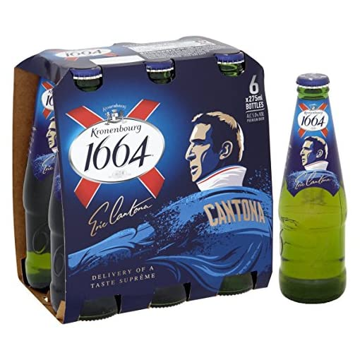 51urJYDovTL Kronenbourg-1664-Lager-Beer-Bottle-6-x-275ml