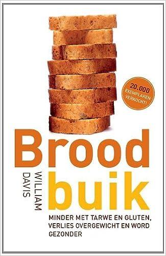 Amazon.com: Broodbuik - minder met tarwe en gluten, verlies ...