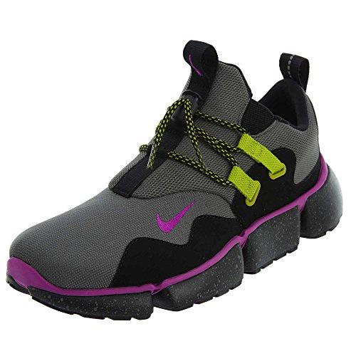 Uomo Rock Ext Hyper Nike black River Scarpe Violet Mid da Kobe X Basket ztqtw0ra