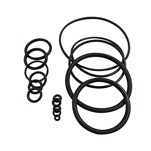 (AeroPro AP 876-174 Aftermarket O-ring Kit for Hitachi NV45AB/AB2 Roofing Nailer)