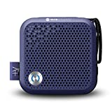 MuveAcoustics Portable Bluetooth Speaker - Loudest Wireless Stereo Sound for Home and Travel, Blue