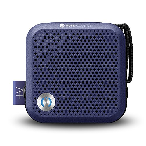 MuveAcoustics A-Plus MA-2000FB Bluetooth Speaker (Flagship Blue)