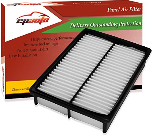 EPAuto GP898 (CA9898) Mazda Rigid Panel Engine Air Filter for Mazda3 (2004-2013), Mazda5 (2006-2015)