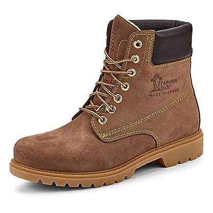 Panama Jack Men's Panama 03 Wool Combat Boots 1