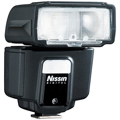 Nissin Digital i40 Speedlite Flash with Batteries & Charger + Softbox + Reflector + Kit for Fuji X-A1, X-E1, X-E2, X-M1, X-T1, X-Pro1 Cameras by Nissin (Image #2)