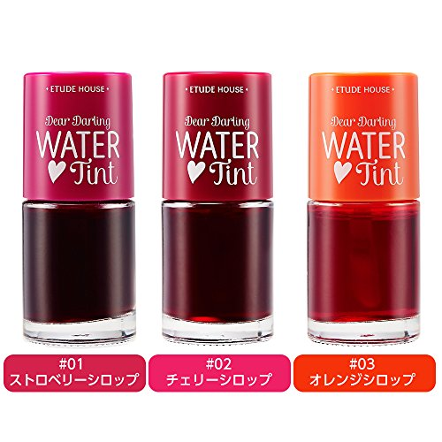 Etude House Dear Darling Water Tint 10g (#Cherry ade)