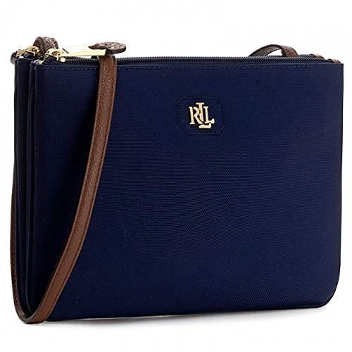 à à Ralph Bleu Lauren Size Femme Porter Sac One pour Bleu l'épaule wwZ6fp